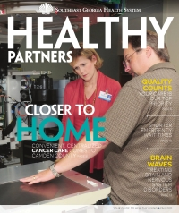 SGHS Healthy Partners Magazine Fall 2011 Edition